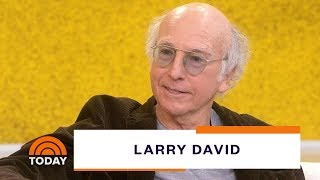 Larry David Weighs In On Bernie Sanders, The 'Curb' Theme And… Pillows | TODAY
