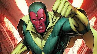 Vision | Marvel 101