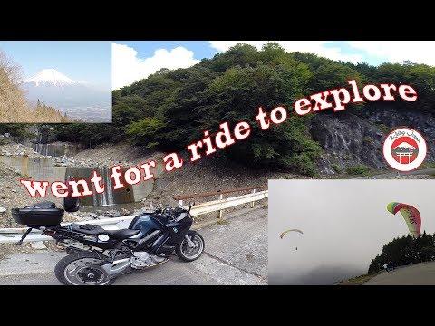 #198 Exploring Japan, Sky Asagiri, Mt. Fuji, Yamanashi and beyond (Part2)