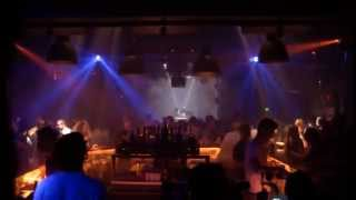 DJ Krush - Live @ The Block Club, Tel Aviv