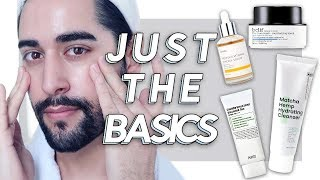 Create A Skincare Routine That ACTUALLY WORKS! A Basic Skincare Routine ✖  James Welsh