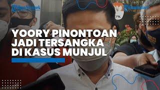 KPK Akui Sudah Jadi Tersangka di Kasus Munjul, Ini Respons Yoory Pinontoan