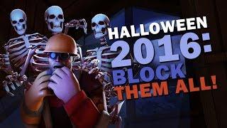 TF2 - Halloween 2016 Exploits (part 2)