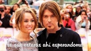 Love that lets go - Miley Cyrus ft Billy Ray (Traducida al español)
