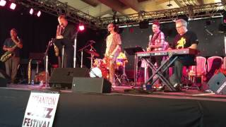 Kind of New-Scranton Jazz Fest 8-6-16-Joel Frahm Solo