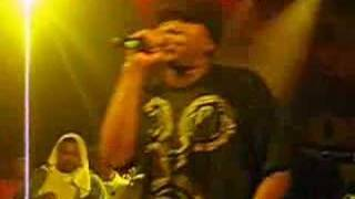 KRS-One - Hip-Hop vs. Rap Live