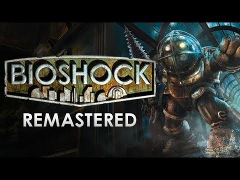 BioShock Remastered XEON E5 2640 + GTX 970 ( Ultra Graphics ) ТЕСТ