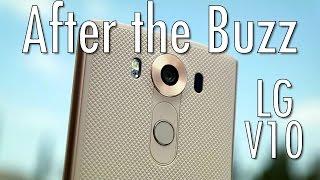 LG V10 After the Buzz: It's still really big... | Pocketnow