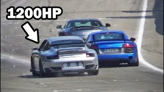 This 1200hp Porsche 9ff Turbo puts supercars to shame