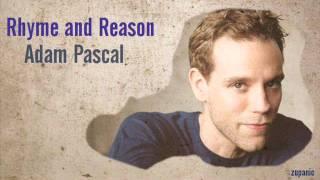 Adam Pascal - Rhyme and Reason