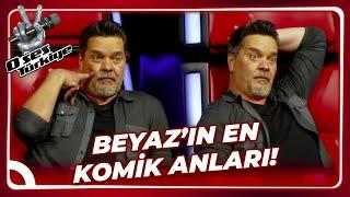 Beyazıt Öztürk's Funny Moments | The Voice Turkey