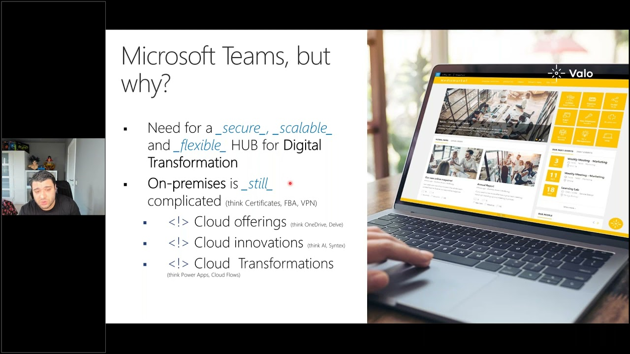 Microsoft Teams + SharePoint: Leading the Power of Digital Transformation