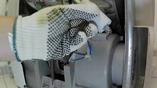 AEG Lavatherm - Anlauf-Kondensator tauschen - Wäschetrockner
