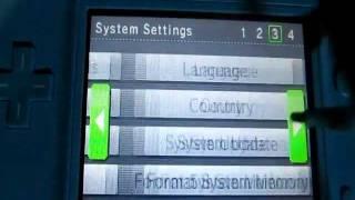 How to reset  Nintendo DSi parental control passwords