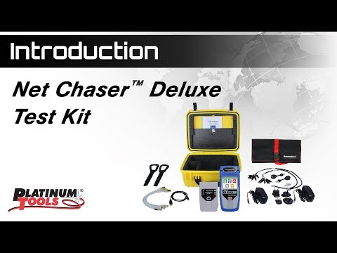 Net Chaser Deluxe Test Kit