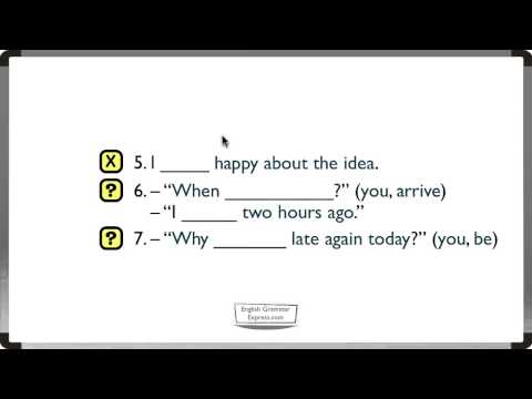 mp4 Exercise Of Past Tense, download Exercise Of Past Tense video klip Exercise Of Past Tense