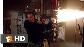 Under Siege (5/9) Movie CLIP - Counterattack (1992) HD