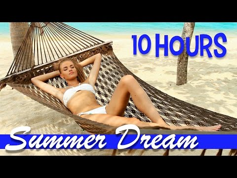 Smooth Jazz: Summer Dream (10 Hours of Soft Mellow Relaxing Saxophone Spa Sleep Music)