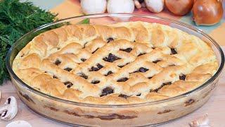 Картофельная запеканка с грибами – Коллекция Рецептов