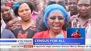 Government is aware of  leaders' schemes to disrupt census- interior CS Fred Matiang'i