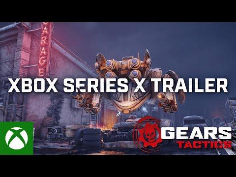 Gears Tactics Trailer spécial Xbox Series X de Gears Tactics