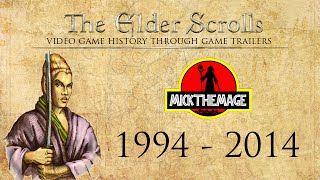 The Elder Scrolls (1994 - 2014)