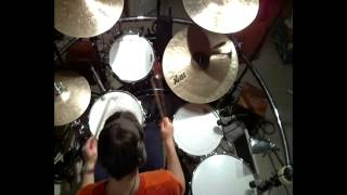 This Old Town - Tom Petty, drum cover