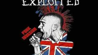 The Exploited Don't Blame Me