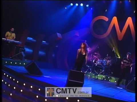 Patricia Sosa video El mar más grande que hay - CM Vivo 2002