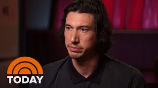 'Last Jedi' Events Will Be 'Unexpected' For Kylo Ren, Adam Driver Promises | TODAY