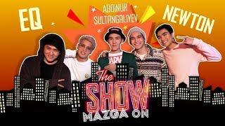 "Show Mazga On (Шоу МАЗГА Он) #3 ""EQ"", ""NEWTON"""