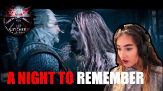 "The Witcher 3: ""A Night to Remember"" Reaction"