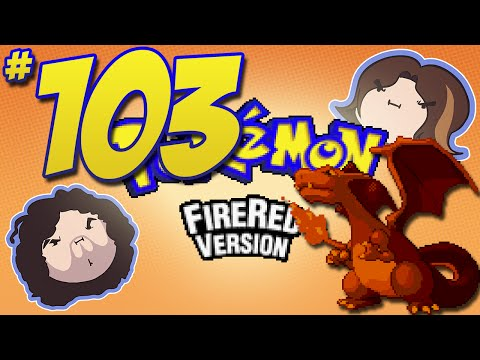 Pokemon FireRed: Pressure's On  - PART 103 - Game Grumps