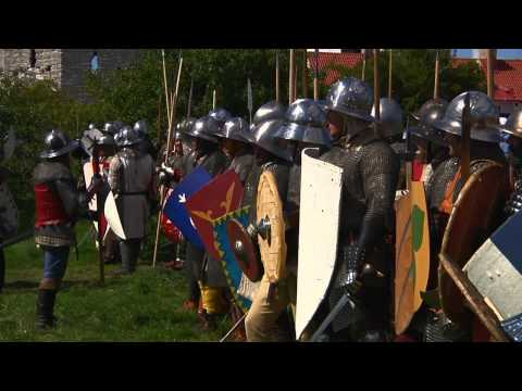 Battle of wisby 1361