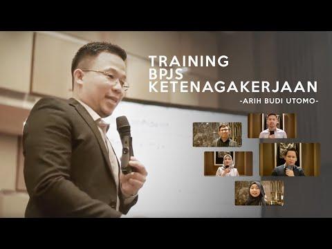 Arih Budi Utomo - Training BPJS Ketenagakerjaan