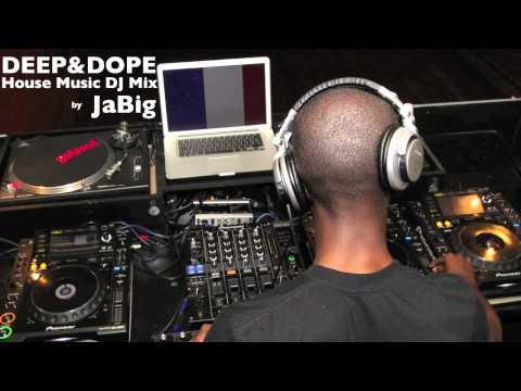 Soulful House Music DJ Mix by JaBig [DEEP & DOPE 39]