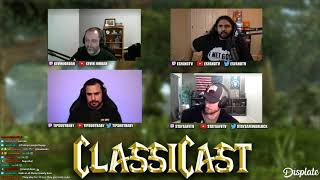 ClassiCast #29 | Former WoW Class Designer Kevin Jordan & WoW Classic Beta - The WoW Classic Podcast