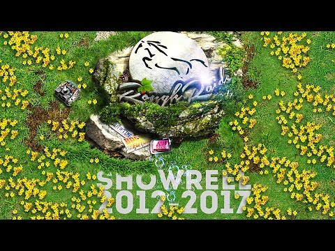 Showreel 2012--2017