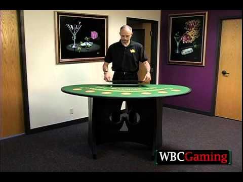 WBCGAming BlackJack set up