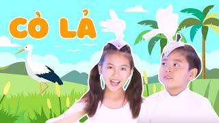 Mầm Chồi Lá - Cò Lả | Nhạc thiếu nhi hay cho bé | Vietnamese Kids Song