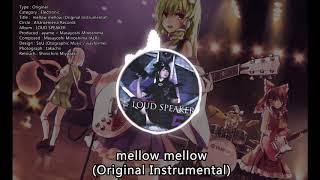 0082 Alstroemeria Records -  mellow mellow (Original Instrumental) [Electronic/Original]