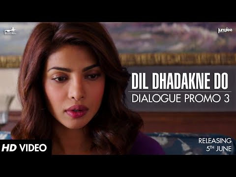 Dialogue Promo 3 | Dil Dhadakne Do | In Cinemas 5th June