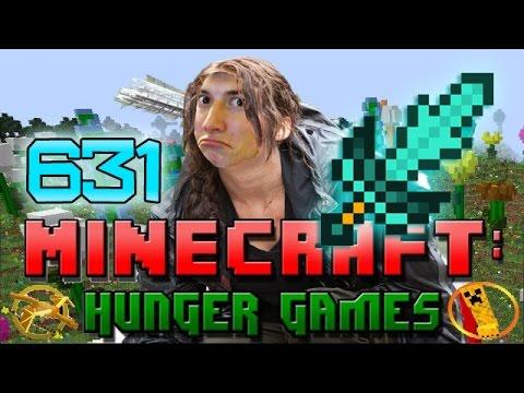Minecraft Hunger Games W Bajan Canadian Game 631 Last Second Diamond Sword