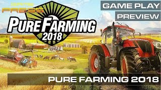 Pure Farming 2018 - GAME PRESS PLAY