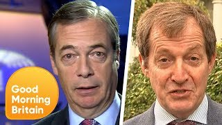 "Nigel Farage Blasts Theresa May: ""This Is the Worst Deal in History"" 