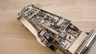 "Time for Machine Металлический конструктор-кабриолет ""Glorious Cabrio"""