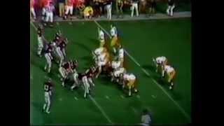 1973 Sugar Bowl highlights Notre Dame vs. Alabama