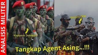 Menyusup Ke Negara Tetangga Pasukan Elit Kopassus Tangkap Agen Asing Pemasok Senjata Opm