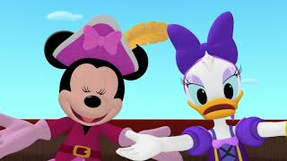 Клуб Микки Мауса - Сезон 5 эпизод 3 - Пиратские приключения. Часть 1 |мультфильм Disney