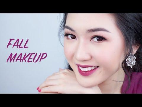 Trang Điểm Mùa Thu cùng Chloe Nguyen